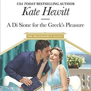 ** Review **  A DI SIONE FOR THE GREEK'S PLEASURE  Kate Hewitt
