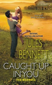 ** Review **  CAUGHT UP IN YOU  Jules Bennett