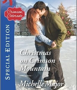 ** Review **  CHRISTMAS ON CRIMSON MOUNTAIN Michelle Major