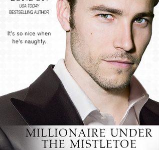 ** Book Review **  MILLIONAIRE UNDER THE MISTLETOE by Stefanie London