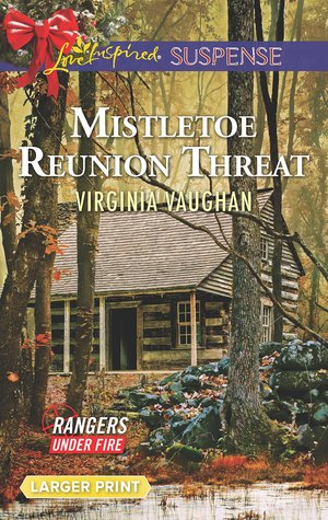 ** Review **  MISTLETOE REUNION THREAT  Virginia Vaughan