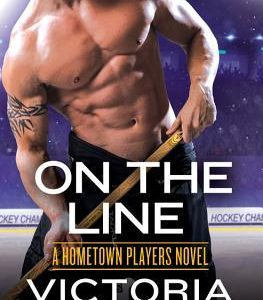 ** Review **  ON THE LINE  Victoria Denault