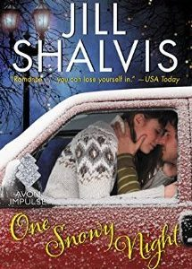 ** Blog Tour / Book Review **  ONE SNOWY NIGHT by Jill Shalvis