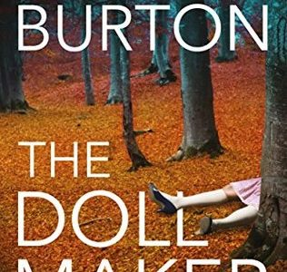 ** Book Review **  THE DOLLMAKER by Mary Burton