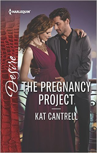 ** Review **  THE PREGNANCY PROJECT  Kat Cantrell