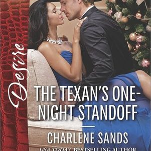 ** Review **  THE TEXAN'S ONE-NIGHT STANDOFF  Charlene Sands