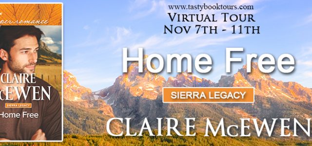 ** Blog Tour **  HOME FREE by Claire McEwen