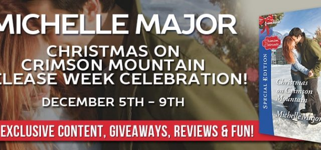 ** Blog Tour / Book Review **  CHRISTMAS ON CRIMSON MOUNTAIN  Michelle Major