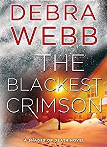 ** Review **  THE BLACKEST CRIMSON  Debra Webb