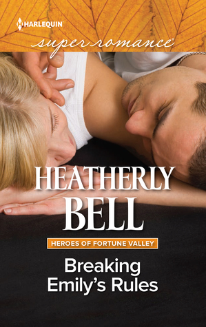 * REVIEW *  BREAKING EMILY'S RULES by Heatherly Bell