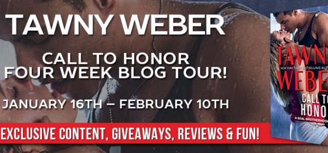 * BLOG TOUR / EXCERPT * CALL TO HONOR by Tawny Weber