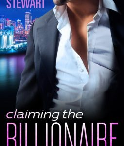 ** Review **  CLAIMING THE BILLIONAIRE  by J.M. Stewart