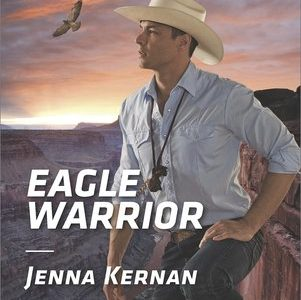 ** REVIEW **  EAGLE WARRIOR by Jenna Kernan