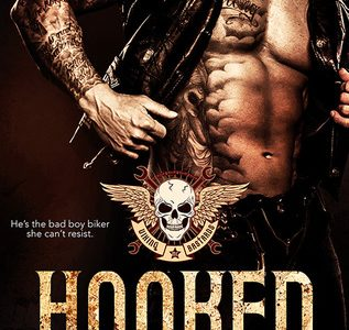 * REVIEW *  HOOKED by Christina Phillips
