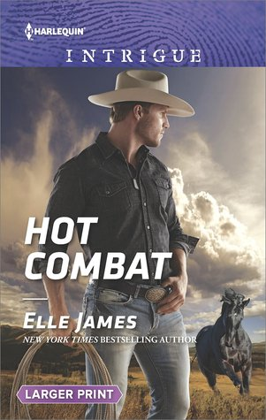 * REVIEW * HOT COMBAT by Elle James