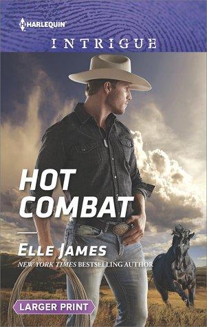 * REVIEW * HOT COMBAT by Elle James