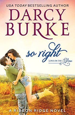 * BLOG TOUR / REVIEW *  SO RIGHT by Darcy Burke