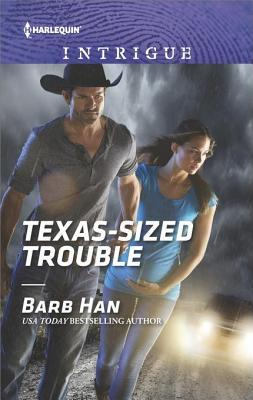 ** REVIEW **  TEXAS-SIZED TROUBLE by Barb Han