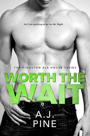 REVIEW – WORTH THE WAIT by A.J. Pine