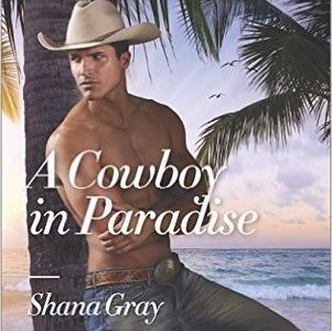 * Review * A COWBOY IN PARADISE by Shana Gray