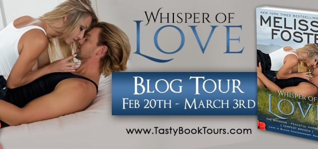 * Blog Tour / Book Review * WHISPER OF LOVE by Melissa Foster