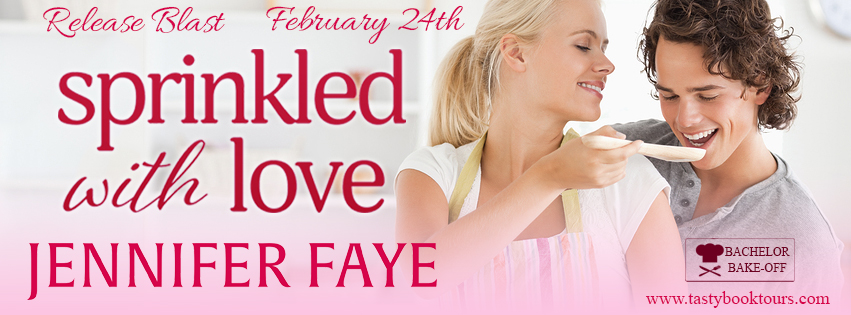* Blog Tour / Release Blast * SPRINKLED WITH LOVE by Jennifer Faye