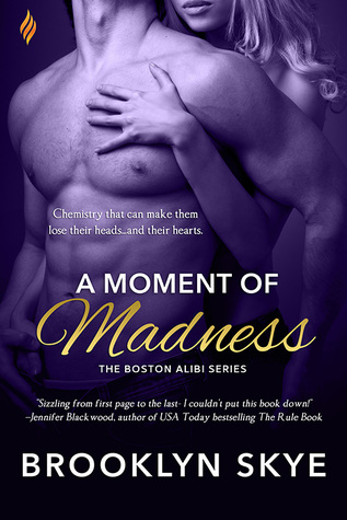 * Review * A MOMENT OF MADNESS by Brooklyn Skye