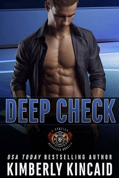 * Review * DEEP CHECK by Kimberly Kincaid