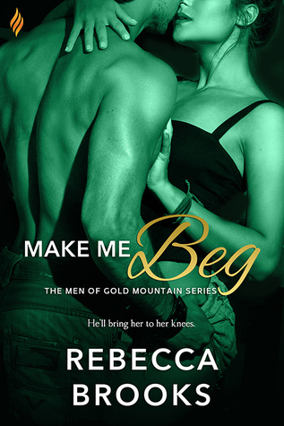 * Review * MAKE ME BEG by Rebecca Brooks