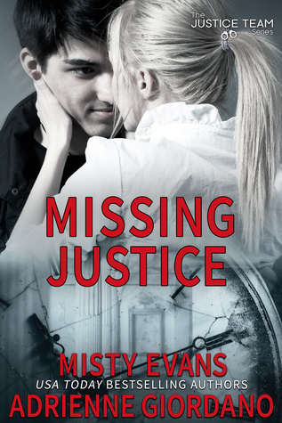 * Review * MISSING JUSTICE by Misty Evans and Adrienne Giordano