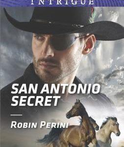* Review * SAN ANTONIO SECRET by Robin Perini