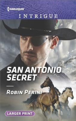 * Review * SAN ANTONIO SECRET by Robin Perini