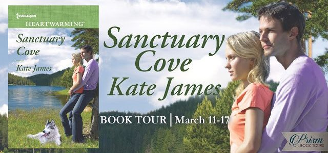 * Blog Tour / Excerpt * SANCTUARY COVE by Kate James
