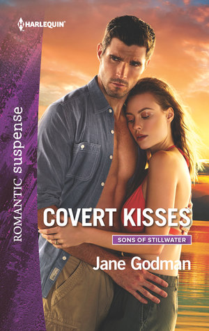 * Blog Tour / Book Review * COVERT KISSES by Jane Godman