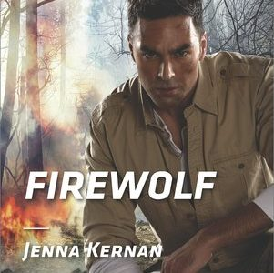 * Review * FIREWOLF by Jenna Kernan