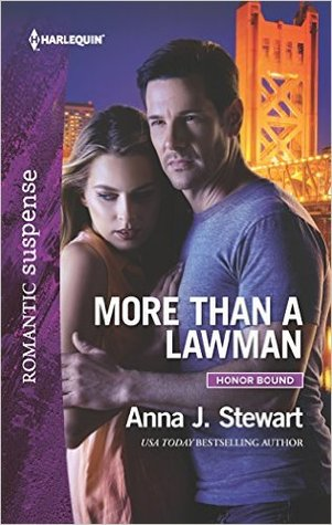 * Review * MORE THAN A LAWMAN by Anna J. Stewart