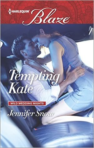 * Review * TEMPTING KATE by Jennifer Snow