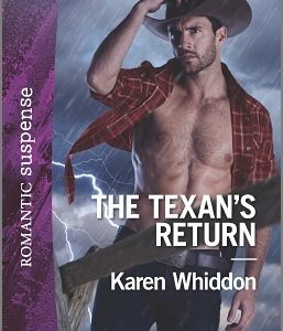 * Review * THE TEXAN'S RETURN by Karen Whiddon