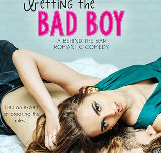 * Review * BETTING THE BAD BOY by Stefanie London