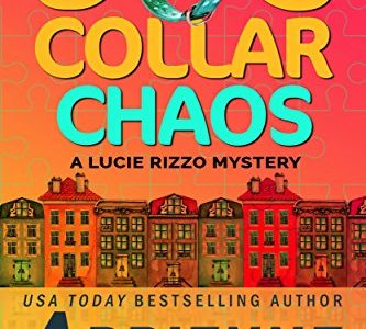 * Blog Tour / Book Review * DOG COLLAR CHAOS by Adrienne Giordano