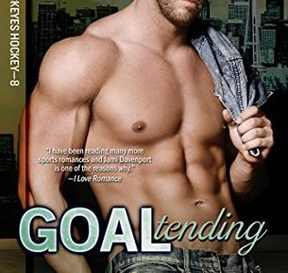* Review * GOALTENDING by Jami Davenport