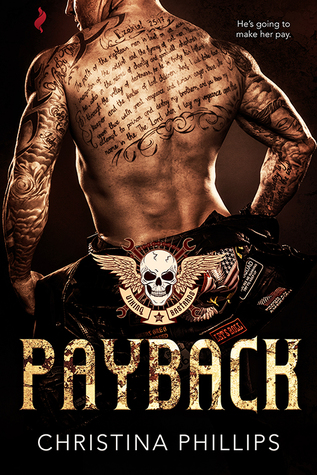 * Review * PAYBACK by Christina Phillips