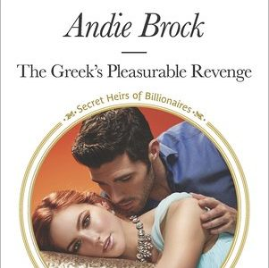 * Review * THE GREEK'S PLEASURABLE REVENGE by Andie Brock