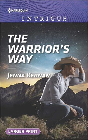 * Review * THE WARRIOR'S WAY by Jenna Kernan