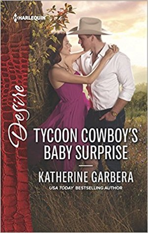 * Review * TYCOON COWBOY'S BABY SURPRISE by Katherine Garbera