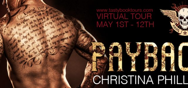 * Blog Tour / Release Blast * PAYBACK by Christina Phillips