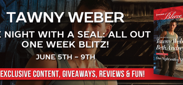 * Blog Tour / Release Blast * ONE NIGHT WITH A SEAL by Tawny Weber & Beth Andrews