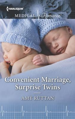 * Review * CONVENIENT MARRIAGE, SURPRISE TWINS by Amy Ruttan