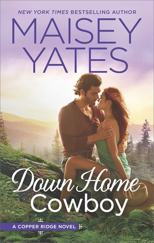 * Review * DOWN HOME COWBOY by Maisey Yates