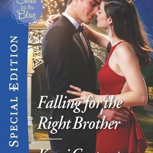* Blog Tour / Book Review * FALLING FOR THE RIGHT BROTHER by Kerri Carpenter
